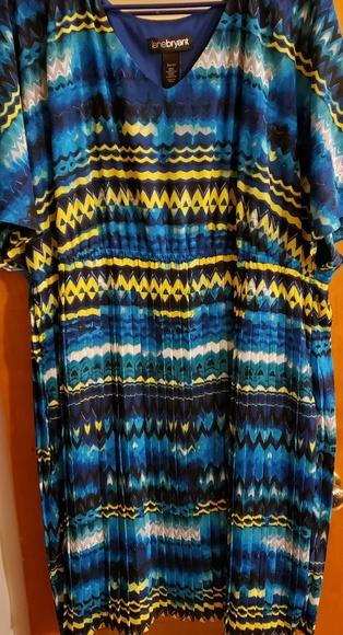 Lane Bryant Dresses & Skirts - Printed dress